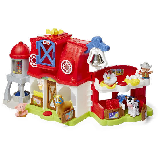 T551339: Fisher Price Animal Barn