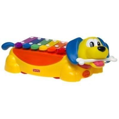 T6111: Dog Xylophone