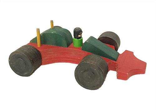 X5423: Wooden Racing Car