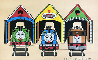 T8113: Thomas The Tank Engine & Friends