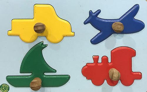 T8118: Transport Knob Puzzle