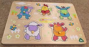 T825156: Blossom Farm Puzzle* IT MAKES SOUNDS!!*