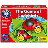K9403: The Game of Ladybirds