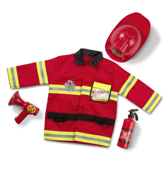 T5288: Fire Chief Role Play Set