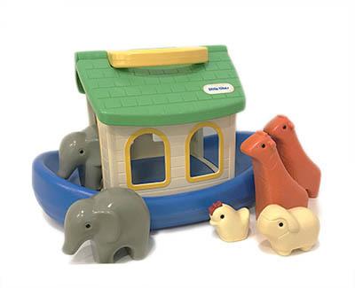 X2574: Noah's Ark