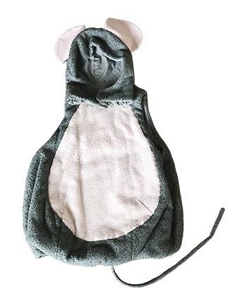 X353: Dress-Up Mouse - size 3-4