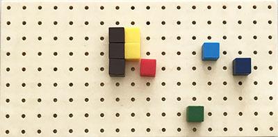 X4310: Colorstec Peg Mosaic