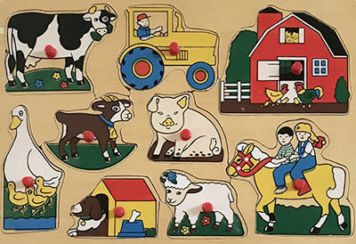 T8140: Farm Puzzle