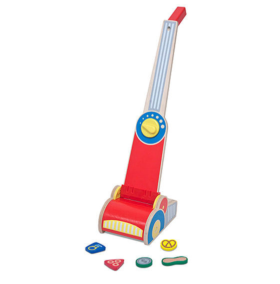 K4410: Vacuum Up Play Set