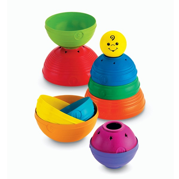 B311364: Fisher Price Stacking Cups