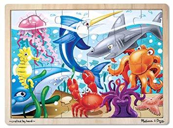 K8228: Under The Sea Jigsaw