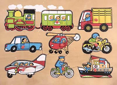 T8114: Transport Puzzle
