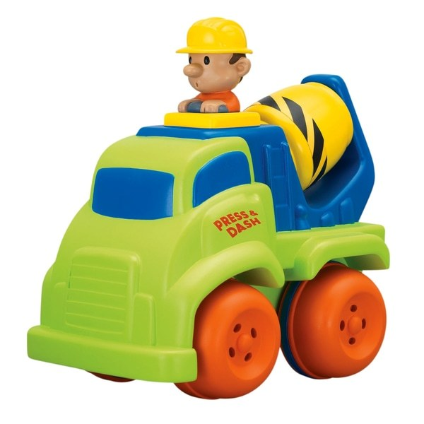 T5423: Press and Dash Cement Mixer