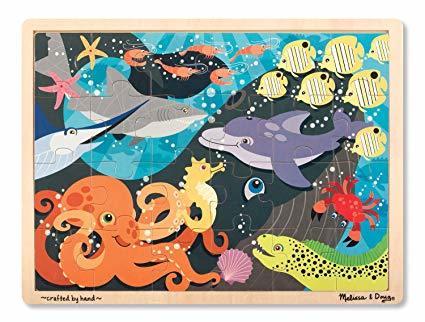 K8230: Ocean Pals Jigsaw