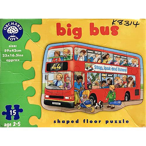 K8314: Big Bus Floor Puzzle