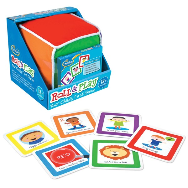 K9523: Roll and Play Game