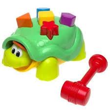 B3202: Turtle Hammer Toy
