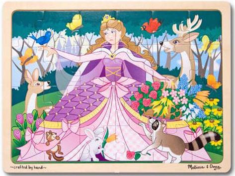 K8222: Woodland Princess Jigsaw