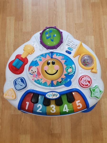 B1485: Piano Activity Table