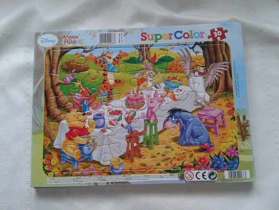 K8215: Winnie The Pooh Puzzle