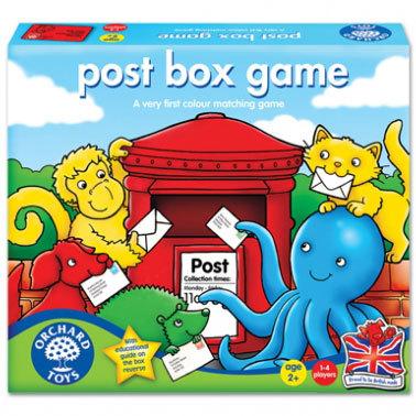 K9102: Post Box Game
