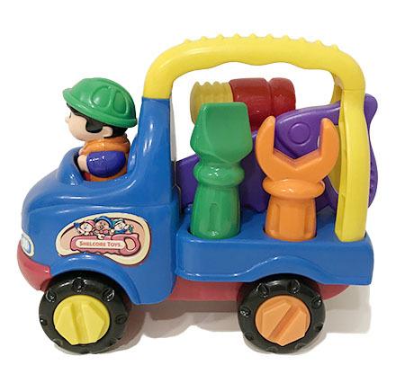 T5492: Workman's Van and Tools