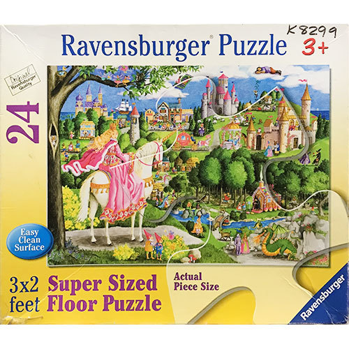 K8299: Once Upon A Time Super Size Puzzle