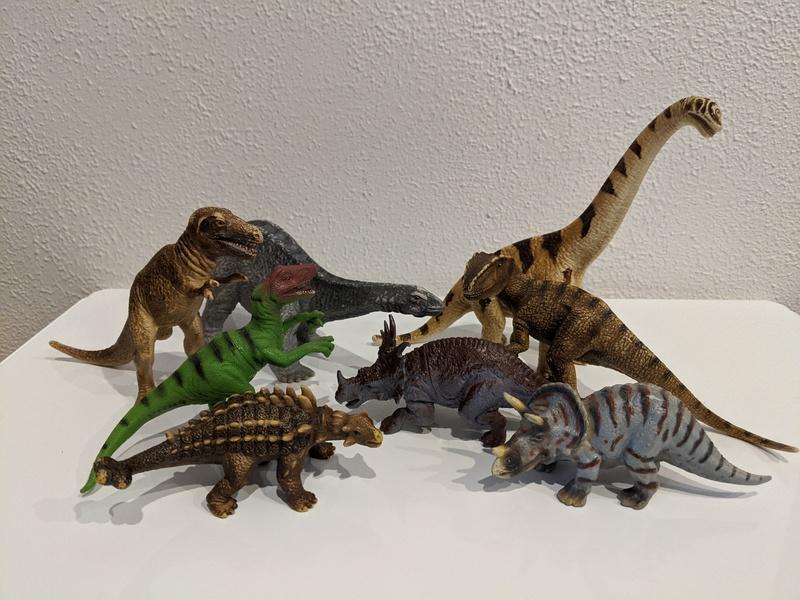K551096: Schleich Dinosaurs
