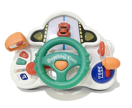B5487: Driving Fun Dashboard
