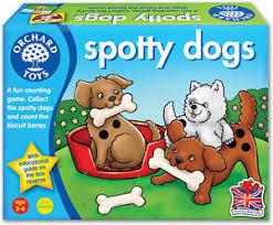 K9061: Spotty Dogs Game