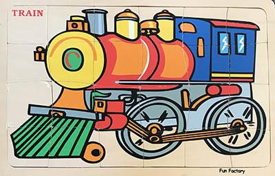 K8209: Train Puzzle