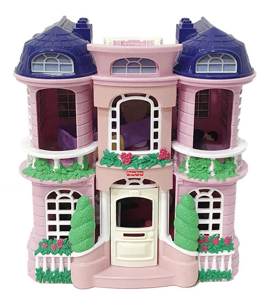K5302: Doll's house and Accessories