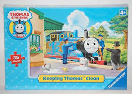K8237: Keeping Thomas Clean Puzzle