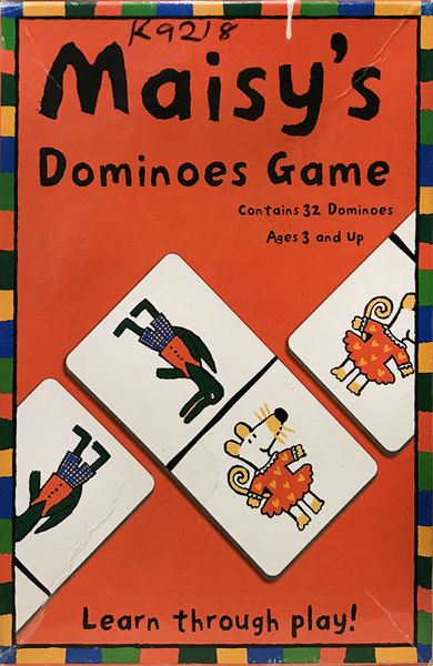K9218: Maisy's Dominoes Game