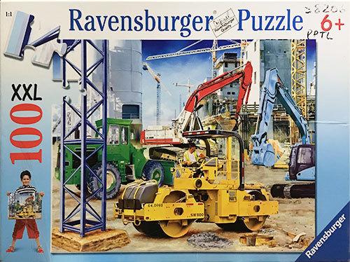 S8206: Building Site Puzzle