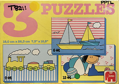 T8211: 3 Puzzles