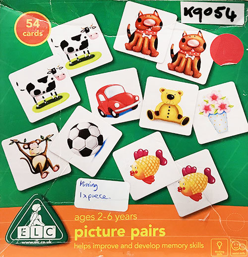 K9054: Picture Pairs