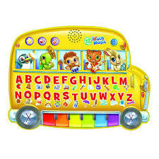 T5439: Leap Frog Touch Magic Learning Bus