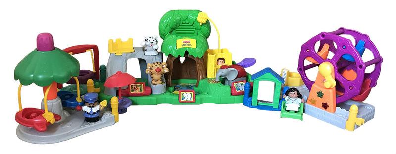 T5510: Little People Zoo