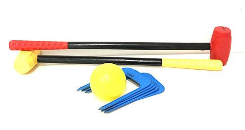 K1503: Croquet Set