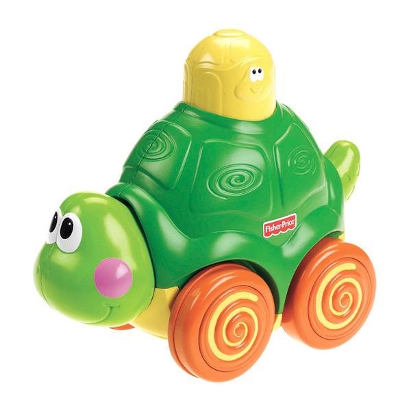 B2208: Press and Crawl Turtle