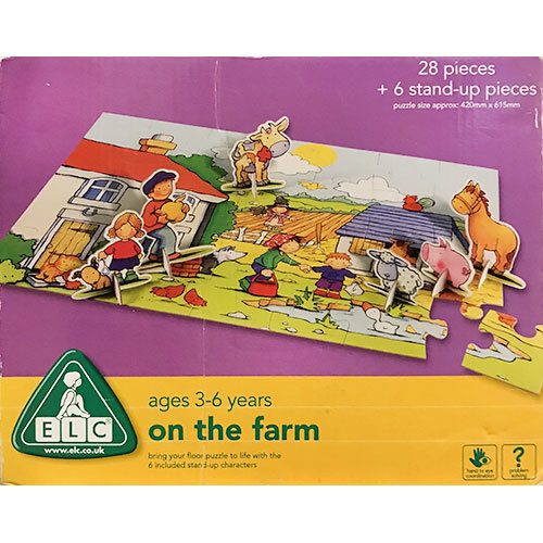 K8248: On The Farm Puzzle