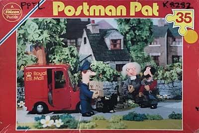 K8282: Postman Pat Puzzle