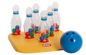 K1516: Big Strike Bowling Set