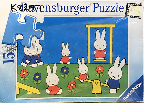 K8297: Miffy at the Playground Puzzle