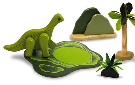 K5504: Dino Savannah Set