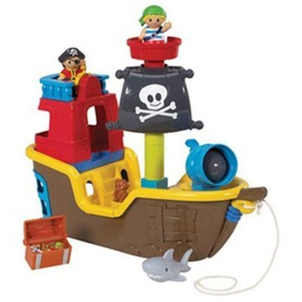 K3153: Mega Blocks Pirate Ship