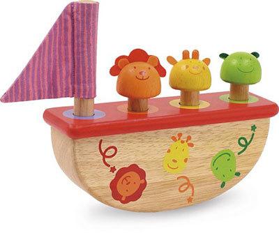 T3122: Pop Up Rocking Boat