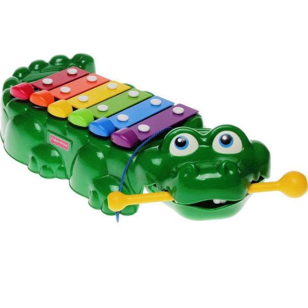 T6105: Crocodile Xylophone