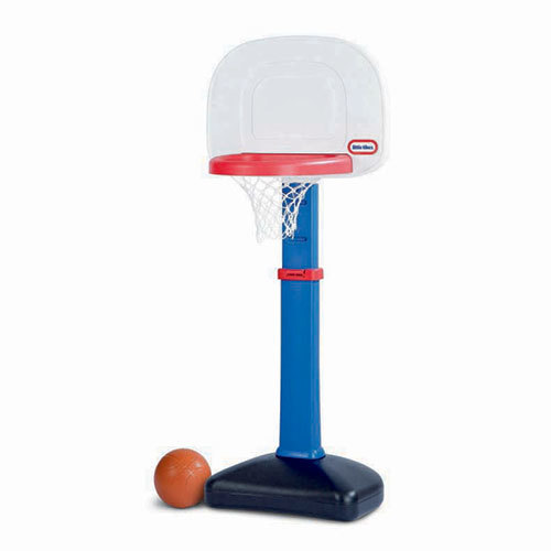 K151012: Little Tikes Basketball Hoop Plus Ball